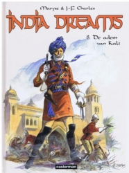 India dreams # HC08 De adem van Kali