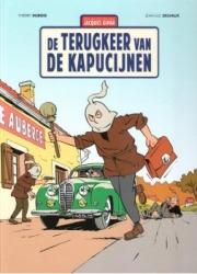 Jacques Gipar # HC02 De terugkeer van de Kapucijnen