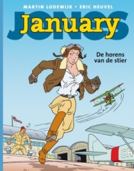January Jones # HC05 De horens van de stier