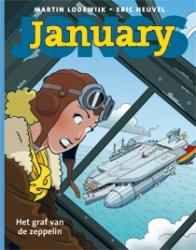 January Jones # HC06 Het graf van de zeppelin