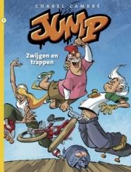Jump # SC01 Zwijgen en trappen