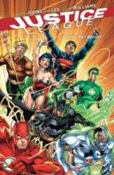 Justice League (NL) # SC01 Het begint