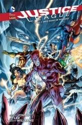Justice League # HC02 Op weg naar de misdaad