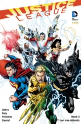 Justice League # HC03 De troon van Atlantis