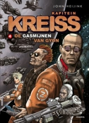 Kapitein Kreiss # SC04 De gasmijnen van Gyonn