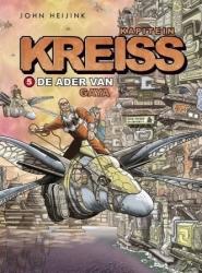 Kapitein Kreiss # SC05 De ader van Gaya