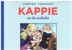 Kappie # SC138 Kappie en de zeeheks