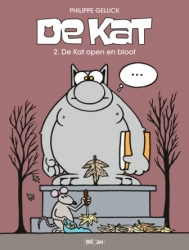 Kat, De (Blloan) # SC02 De kat open en bloot