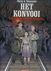 Konvooi, het # SC01 Het gewicht van het verleden