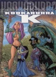 Kookaburra K # SC02 De planeet van de schijnbeelden