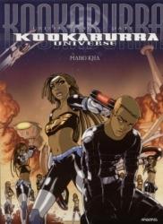 Kookaburra Universe # SC03 Mano Kha