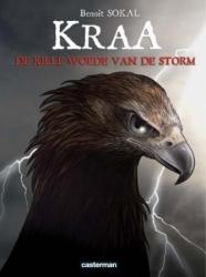 Kraa # HC03 De kille woede van de storm