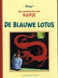 Kuifje facsimile zw/wt # De blauwe lotus