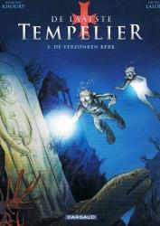 Laatste Tempelier, de # SC03 De verzonken kerk