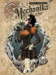 Lady Mechanika # SC01 Het mysterie van het mechanische lijk 1/3