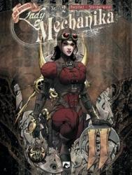 Lady Mechanika # SC01 Het mysterie van het mechanische lijk 2/3