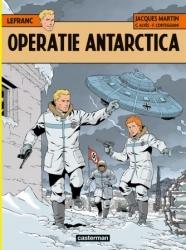 Lefranc # SC26 Operatie Antarctica