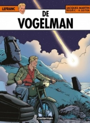 Lefranc # SC27 De Vogelman
