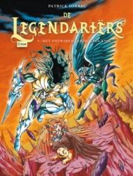 Legendariers # SC04 Het ontwaken van de Krea-Kaos