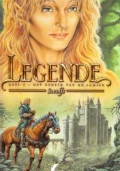 Legende # HC06 Het geheim van de Lamiae