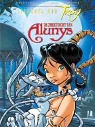 Legenden van Troy # SC04 De zoektocht van Alunys