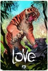 Love # HC02 De tijger