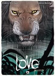 Love # HC03 De leeuw