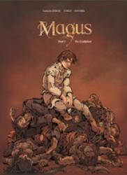 Magus # SC01 De grafdelver