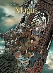 Magus # SC03 De deserteur