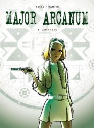 Major Arcanum # HC05 Lady Luck