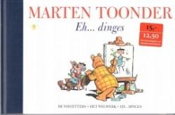 Marten Toonder # HC12 Eh...dinges