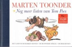 Marten Toonder # HC04 Nog meer listen van Tom Poes