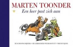 Marten Toonder # HC15 Een heer past zich aan