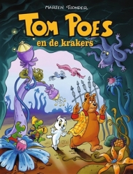 Marten Toonder # HC Tom Poes en de krakers
