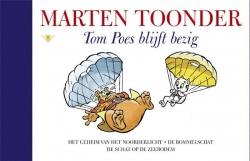 Marten Toonder # HC05 Tom Poes blijft bezig