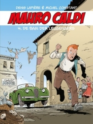 Mauro Caldi # HC04 De baai der leugenaars