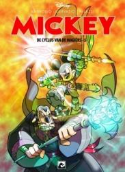 Mickey Mouse, De cyclus van de Magiërs # SC05 Boek 5