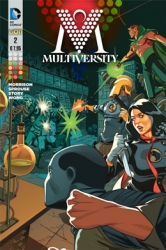 Multiversity comic # SC02 Veroveraars van de tegenwereld