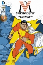 Multiversity comic # SC05 Thunderworld