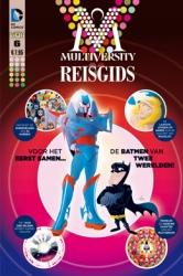 Multiversity comic # SC06 reisgids
