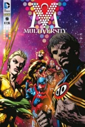 Multiversity comic # SC09 Superjudge