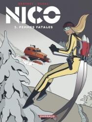 Nico # SC03 Femmes Fatales