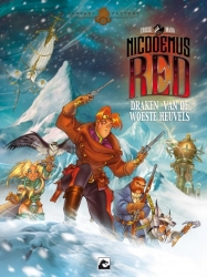 Nicodemus Red # HC01 Draken van de woeste heuvels