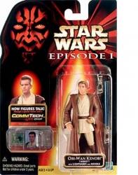 Obi-Wan Kenobi (Naboo) with Lightsaber and Handle