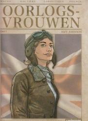 Oorlogsvrouwen # SC01 Amy Johnson