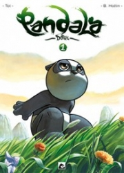Pandala # HC01 Het medalllion