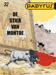 Papyrus # SC32 De stier van Montoe