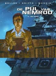 Pijl van Nemrod, de # HC05 Het boek