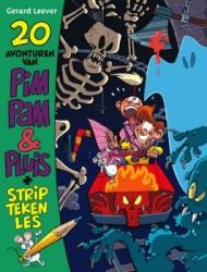 Pim, Pam & Pluis # SC01  20 avonturen en striptekenles