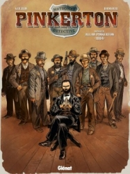 Pinkerton # SC04 Dossier Allan Pinkerton 1884